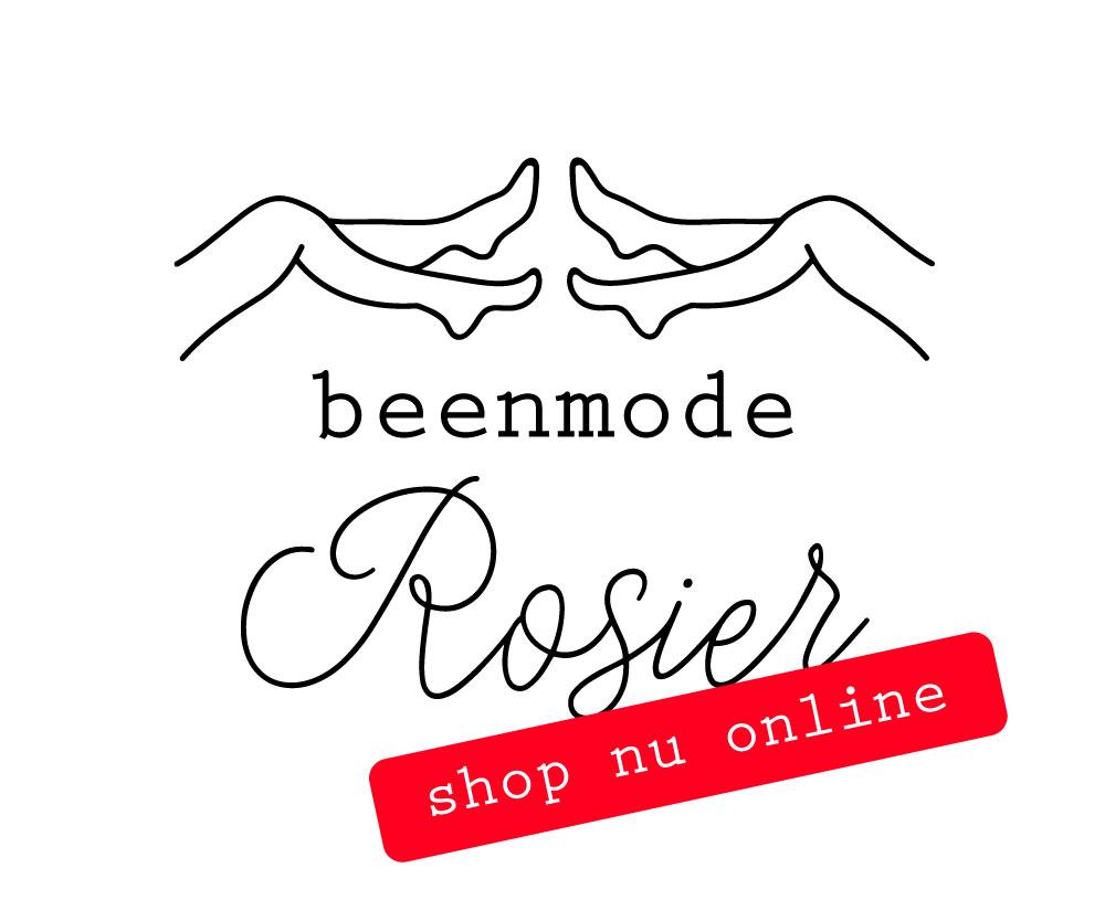 Beenmode Rosier online shop